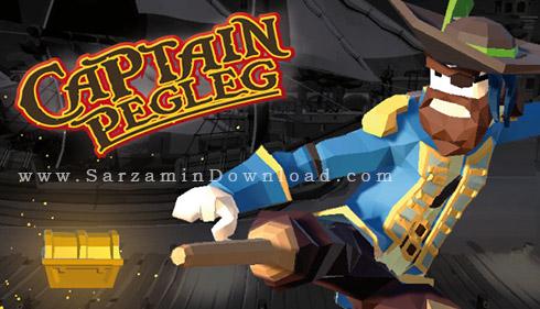بازی کاپیتان پگلگ (برای کامپیوتر) - Captain Pegleg PC Game