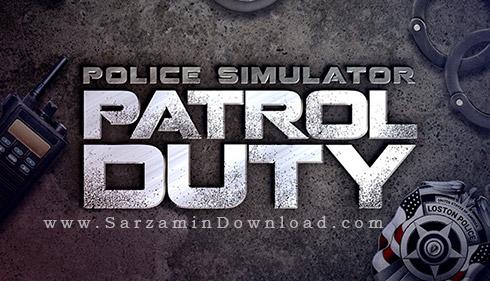 بازی شبیه ساز پلیس (برای کامپیوتر) - Police Simulator Patrol Duty PC Game