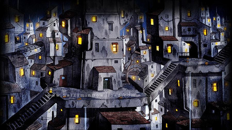 بازی شهر باران (برای کامپیوتر) - Rain City PC Game