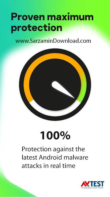 نرم افزار آنتی ویروس کسپرسکی (برای اندروید) - Kaspersky Mobile Internet Security 11.66.4.5463 Android