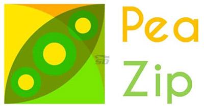 نرم افزار فشرده سازی فایل ها (برای ویندوز) - PeaZip 7.7.1 Windows