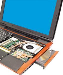 آموزش نصب کارت گرافیک بـه شکل عمودی آموزش روش هایی بـه منظور رفع مشکلات لپ تاپ ها mimplus.ir