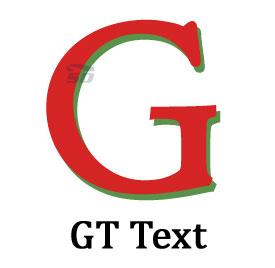 Gt text