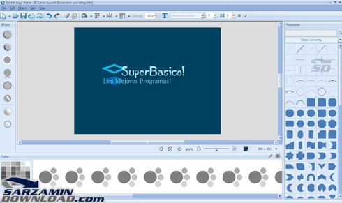 دانلود نرم افزار طراحی لوگو - Sothink Logo Maker Pro 4.4 - دانلود ...مهم ترین امکانات نرم افزار لوگو سازی Sothink Logo Maker Pro :