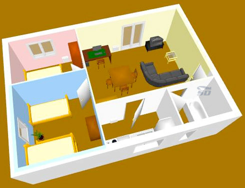 Sweet home 3d 4 2 for Programma per arredare la casa