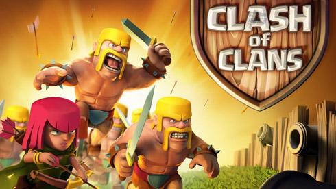 آموزش ذخیره سازی و انتقال اکانت Clash Of Clans