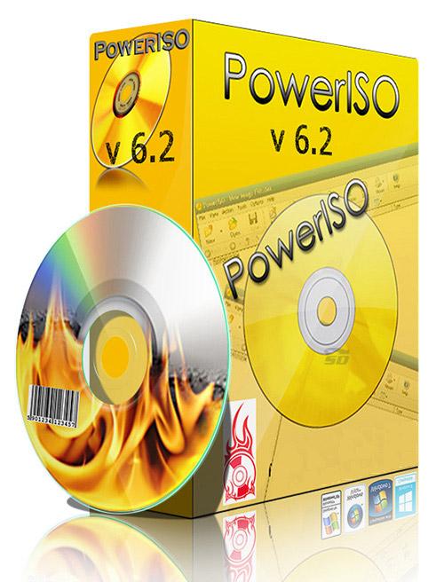 دانلود poweriso برای pc