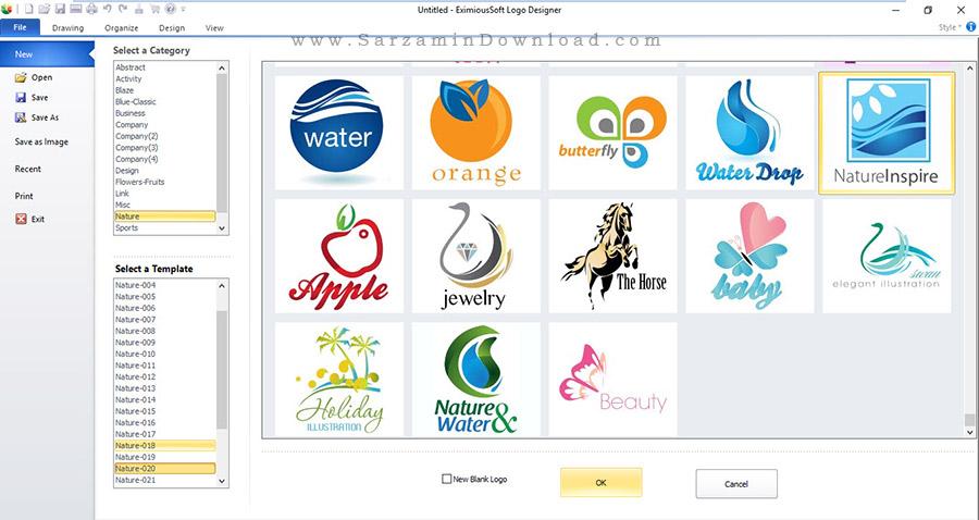 دانلود نرم افزار حرفه ای طراحی لوگو - EximiousSoft Logo Designer ...نرم افزار حرفه ای طراحی لوگو - EximiousSoft Logo Designer 3.80