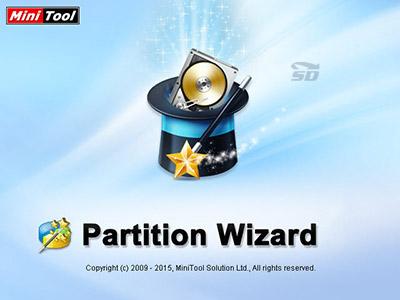 نرم افزار پارتیشن بندی (برای ویندوز) - MiniTool Partition Wizard pro 10.2.2 Windows