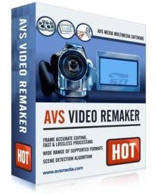 نرم افزار ویرایش حرفه ای فیلم (برای ویندوز) - AVS Video ReMaker 6.0.4.206 Windows
