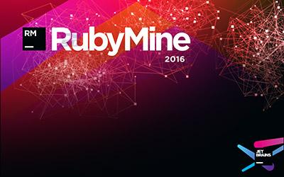 نرم افزار برنامه نویسی روبی (برای ویندوز) - JetBrains RubyMine 2017.3.3 Build 173.4548 Windows