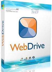 نرم افزار دسترسی آسان به سرور اف تی پی (برای ویندوز) - WebDrive Enterprise 2017 Build 4894 Windows