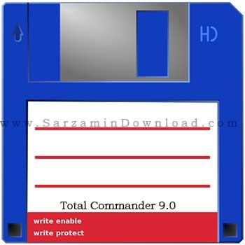 نرم افزار مدیریت فایل در ویندوز - Total Commander 9.20 Beta 3 Windows