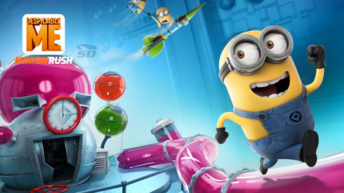 Despicable Me: Minion Rush 2.6.2 Games iphone