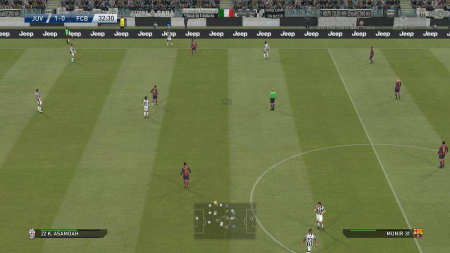بازی PES 2015 (برای کامپیوتر) به همراه آخرین آپدیت - Pro Evolution Soccer 2015 - PC Game