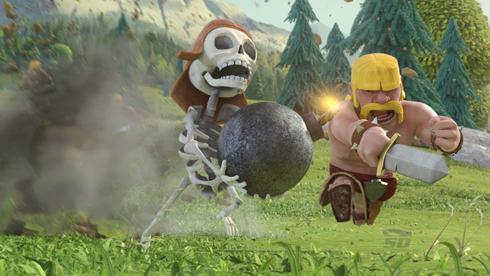 آموزش حمله در Clash of Clans