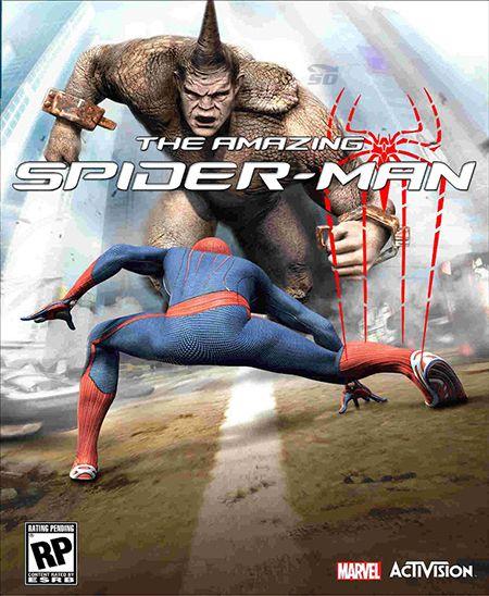 بازی اسپایدرمن برای کامپیوتر The Amazing Spider Man Pc Game