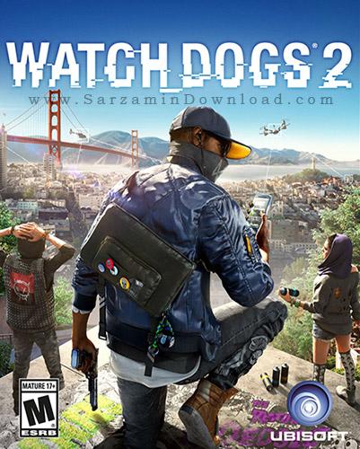 بازی واچ داگز (برای کامپیوتر) - Watch Dogs 2 PC Game