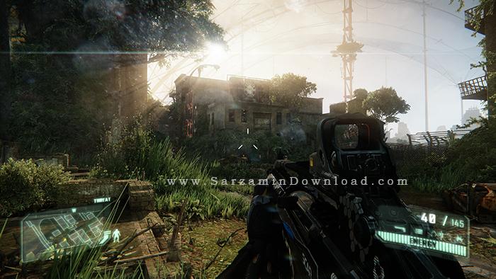 بازی کرایسیس 3 (برای کامپیوتر) - Crysis 3 PC Game