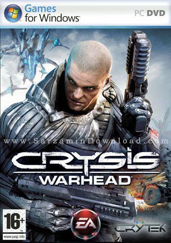 بازی کرایسیس، نسخه جنگجو (برای کامپیوتر) - Crysis Warhead PC Game