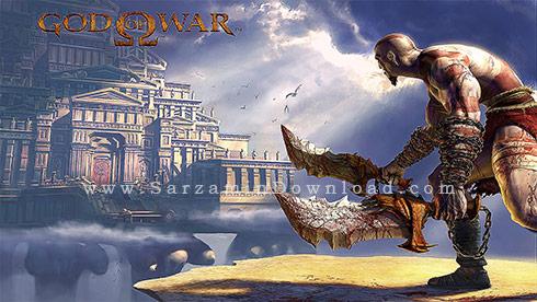 بازی خدای جنگ 1 (برای کامپیوتر) - God Of War 1 PC Game