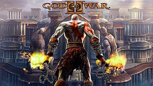 بازی God of War II خدای جنگ برای PC(درخواستی)