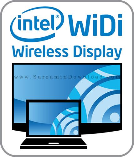 نرم افزار انتقال تصویر از کامپیوتر به تلویزیون (برای ویندوز) - Intel Wireless Display Software 6.0.57 Windows