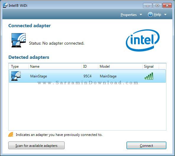 نرم افزار نمایش صفحه کامپیوتر در تلویزیون (برای ویندوز