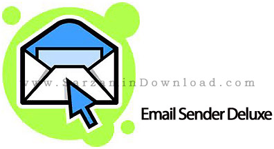 نرم افزار ارسال ایمیل گروهی (برای ویندوز) - Kristanix Software Email Sender Deluxe 2.27 Windows