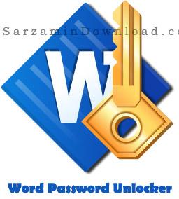 نرم افزار شکستن قفل فایل های ورد (برای ویندوز) - Word Password Unlocker 4.0.1.2 Windows