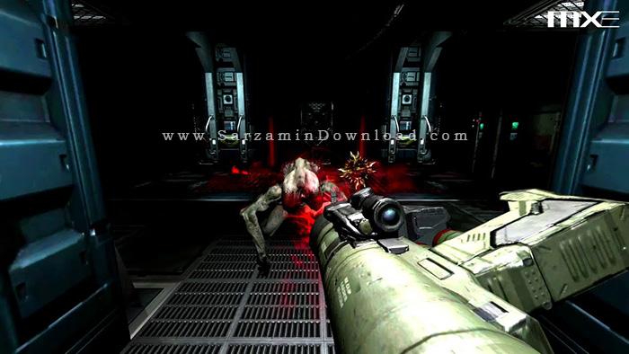 بازی دوم 3 (برای کامپیوتر) - Doom 3 BFG Edition PC Game