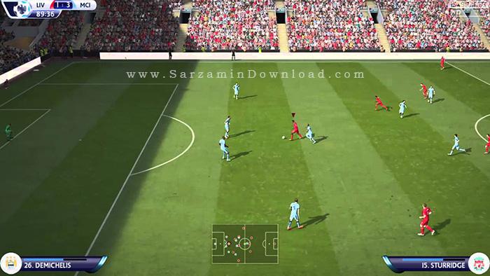 بازی فیفا 2018 (برای کامپیوتر) - FIFA 18 PC Game
