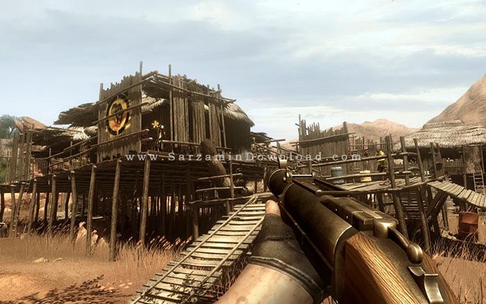 بازی فار کرای 2 (برای کامپیوتر) - Far Cry 2 PC Game