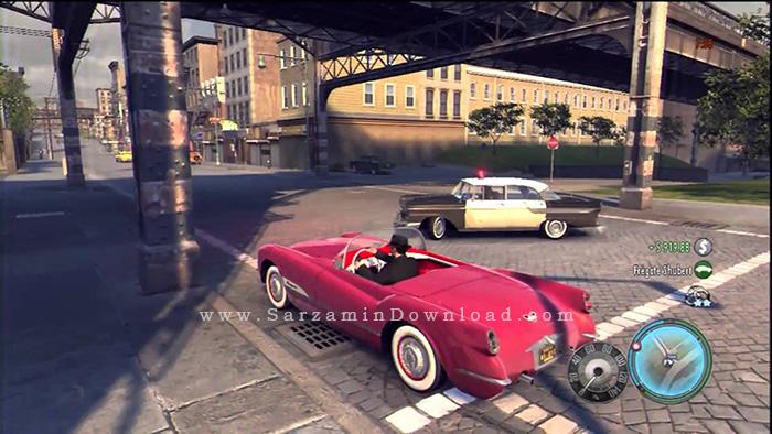 بازی مافیا 2 (برای کامپیوتر) - Mafia 2 PC Game