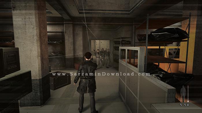 بازی مکس پین 2 (برای کامپیوتر) - Max Payne 2 PC Game