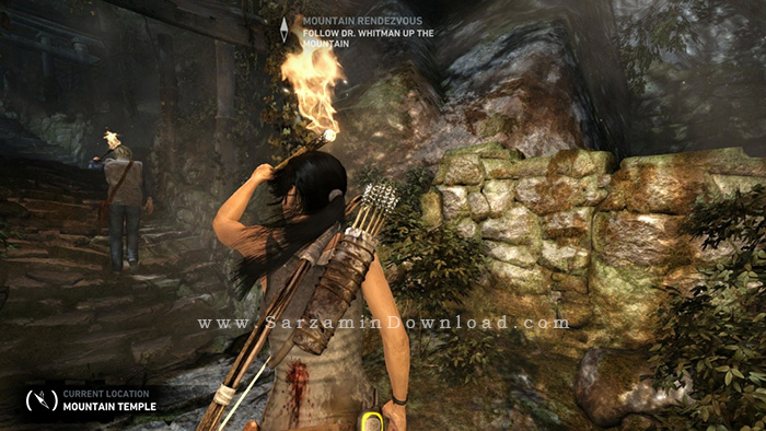 بازی تامب رایدر، نسخه تولد یک نجات دهنده (برای کامپیوتر) - Tomb Raider 2013 A Survivor Is Born PC Game