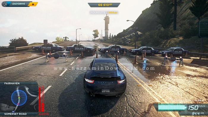 بازی جنون سرعت (برای کامپیوتر) - Need for Speed Most Wanted Limited Edition PC Game