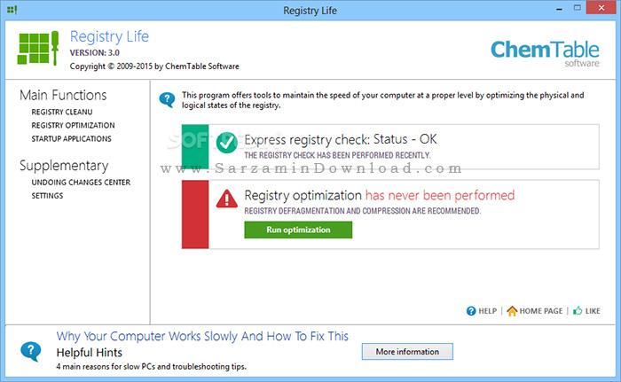 تصویر: https://www.sarzamindownload.com/upload_chs1/image/sdlftpuser03/96/24/Registry.Life_3.39_Windows_b.jpg