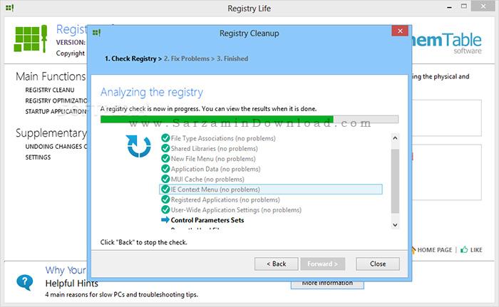 تصویر: https://www.sarzamindownload.com/upload_chs1/image/sdlftpuser03/96/24/Registry.Life_3.39_Windows_d.jpg