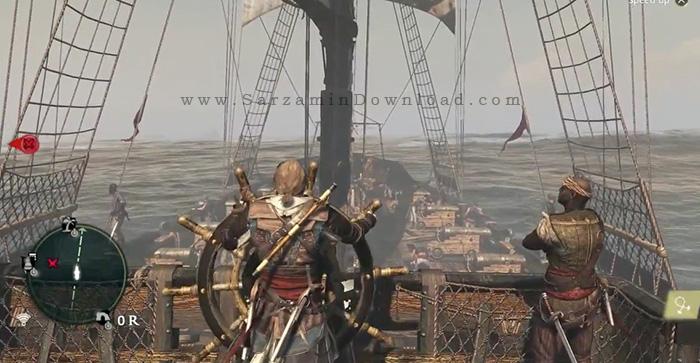 بازی اساسین 4 (برای کامپیوتر) - Assassins Creed IV Black Flag PC Game