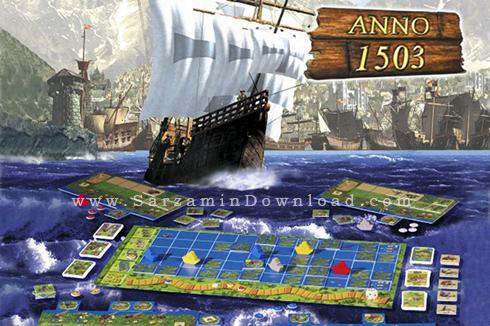 بازی آنو 1503 (برای کامپیوتر) - Anno 1503 PC Game