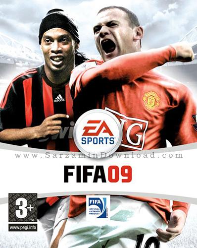 بازی فیفا 09 (برای کامپیوتر) - FIFA 09 PC Game