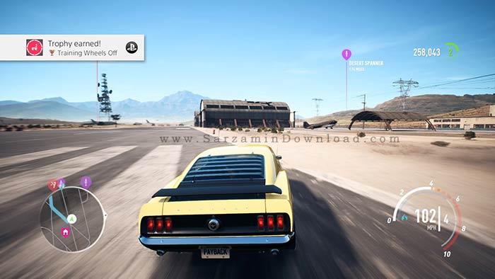 بازی جنون سرعت، نسخه تلافی (برای کامپیوتر) - Need For Speed Payback PC Game