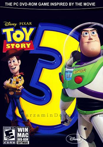 بازی داستان اسباب بازی های 3 (برای کامپیوتر) - Toy Story 3 PC Game