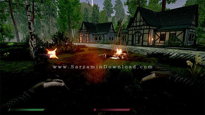 بازی قاتل هیولای هوکان (برای کامپیوتر) - Hokan Monster Slayer PC Game