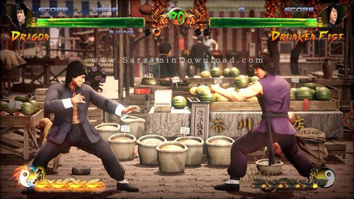 بازی شائولین در مقابل ووتانگ (برای کامپیوتر) - SHAOLIN VS WUTANG PC Game