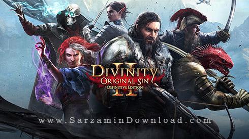 بازی منشا اصلی گناه 2، نسخه نهایی (برای کامپیوتر) - Divinity Original Sin 2 Definitive Edition PC