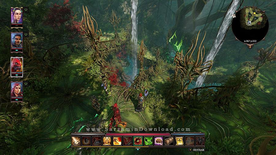 بازی منشا اصلی گناه 2، نسخه نهایی (برای کامپیوتر) - Divinity Original Sin 2 Definitive Edition PC Game