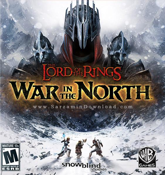 بازی ارباب حلقه ها، نسخه جنگ در شمال (برای کامپیوتر) - Lord Of The Rings War In The North PC Game