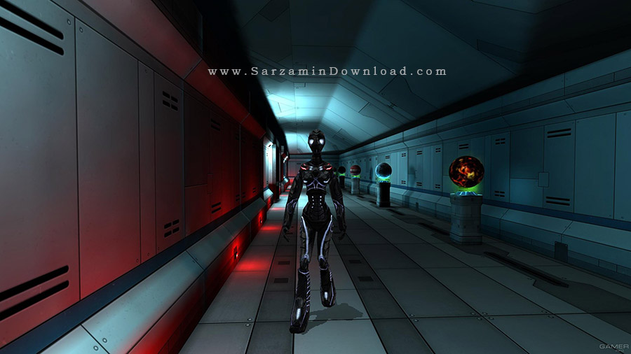 بازی جاذبه (برای کامپیوتر) - Gravity Core Braintwisting Space Odyssey PC Game